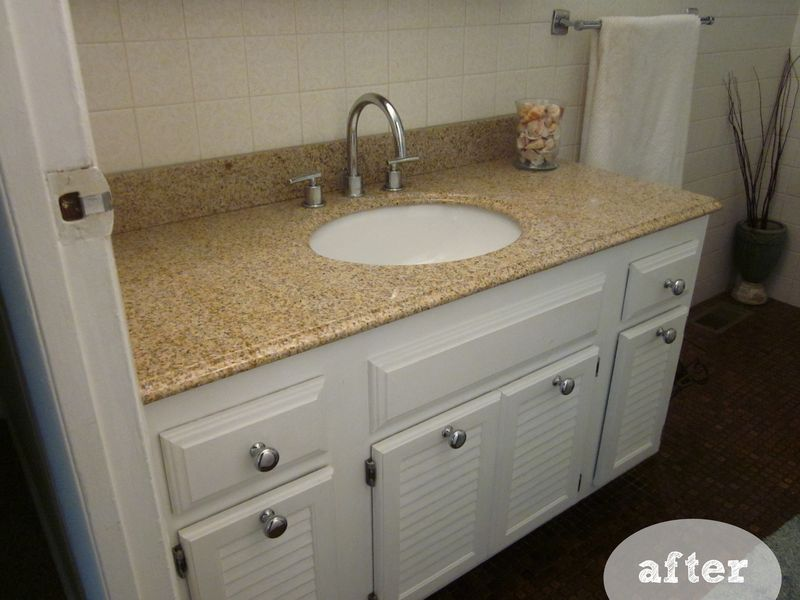 Before-sink