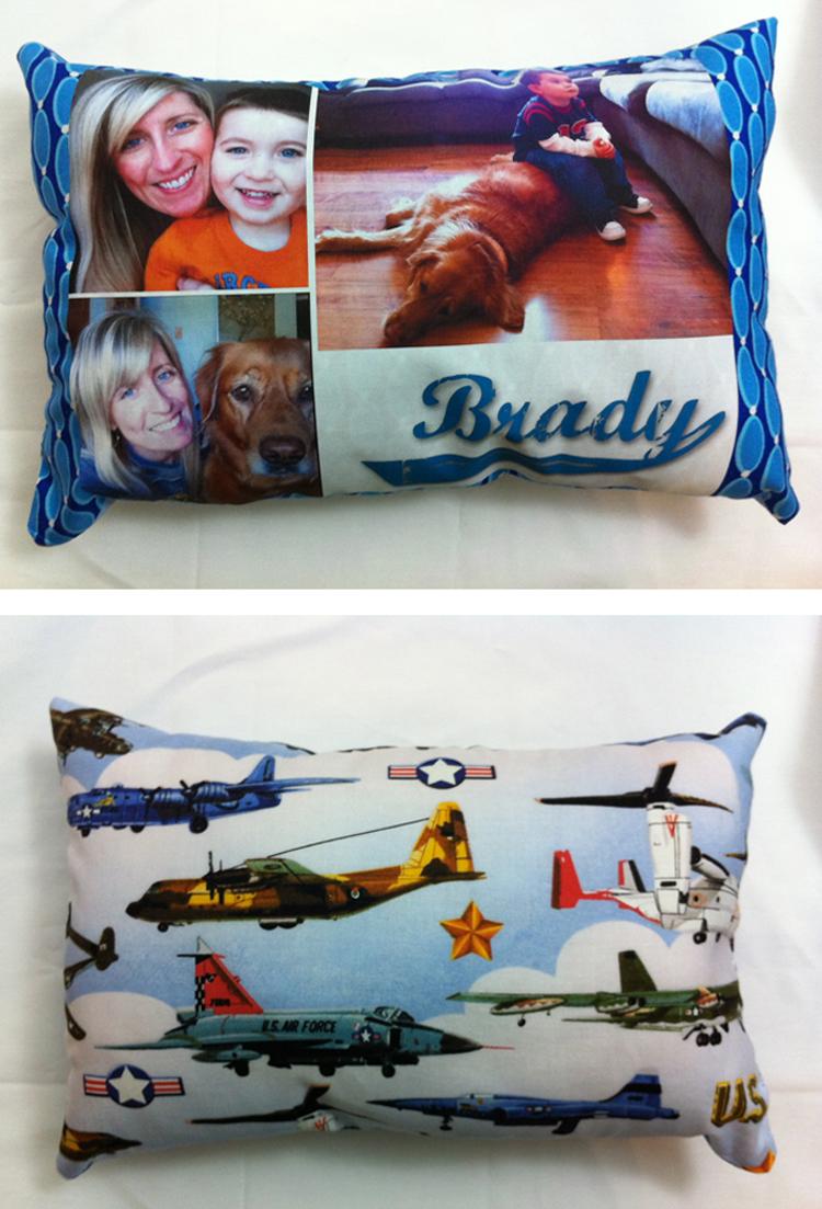 Brady-pillow